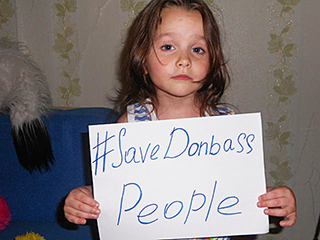 #SaveDonbassPeople