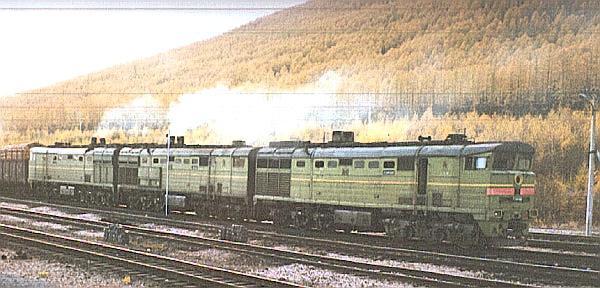 Русский железнодорожный жаргон